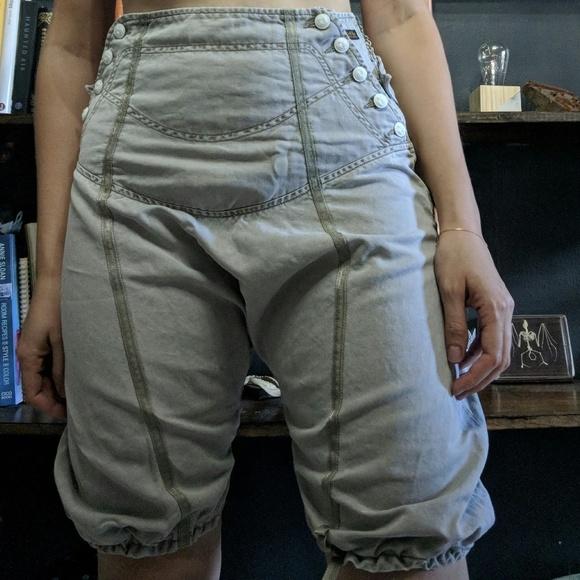 Diesel Pants - Diesel Harem Shorts